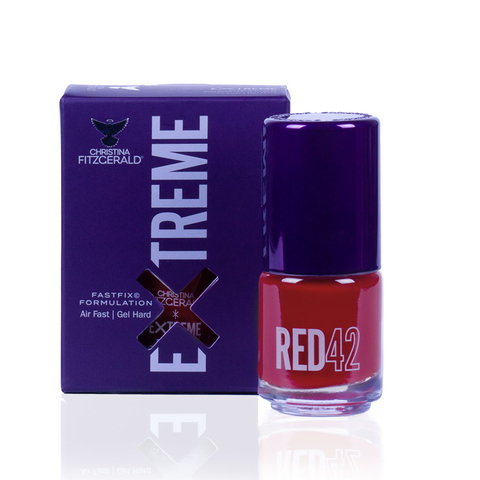 Лак для ногтей Extreme - Red 42 Christina Fitzgerald