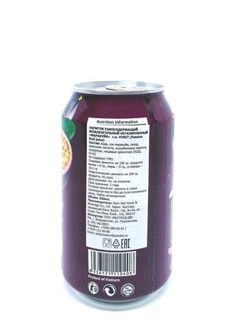 Вьетнамский напиток с соком маракуйи, Vinut, 330 мл.