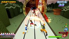 Kingdom Hearts. Melody of Memory (Nintendo Switch, русская документация)