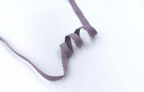 _Отделочная резинка с фестонами, ОПТ, 12мм, морской туман, (OTR641/12-620), 50м
