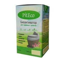 Биоактиватор Piteco для торфяных туалетов 160 г