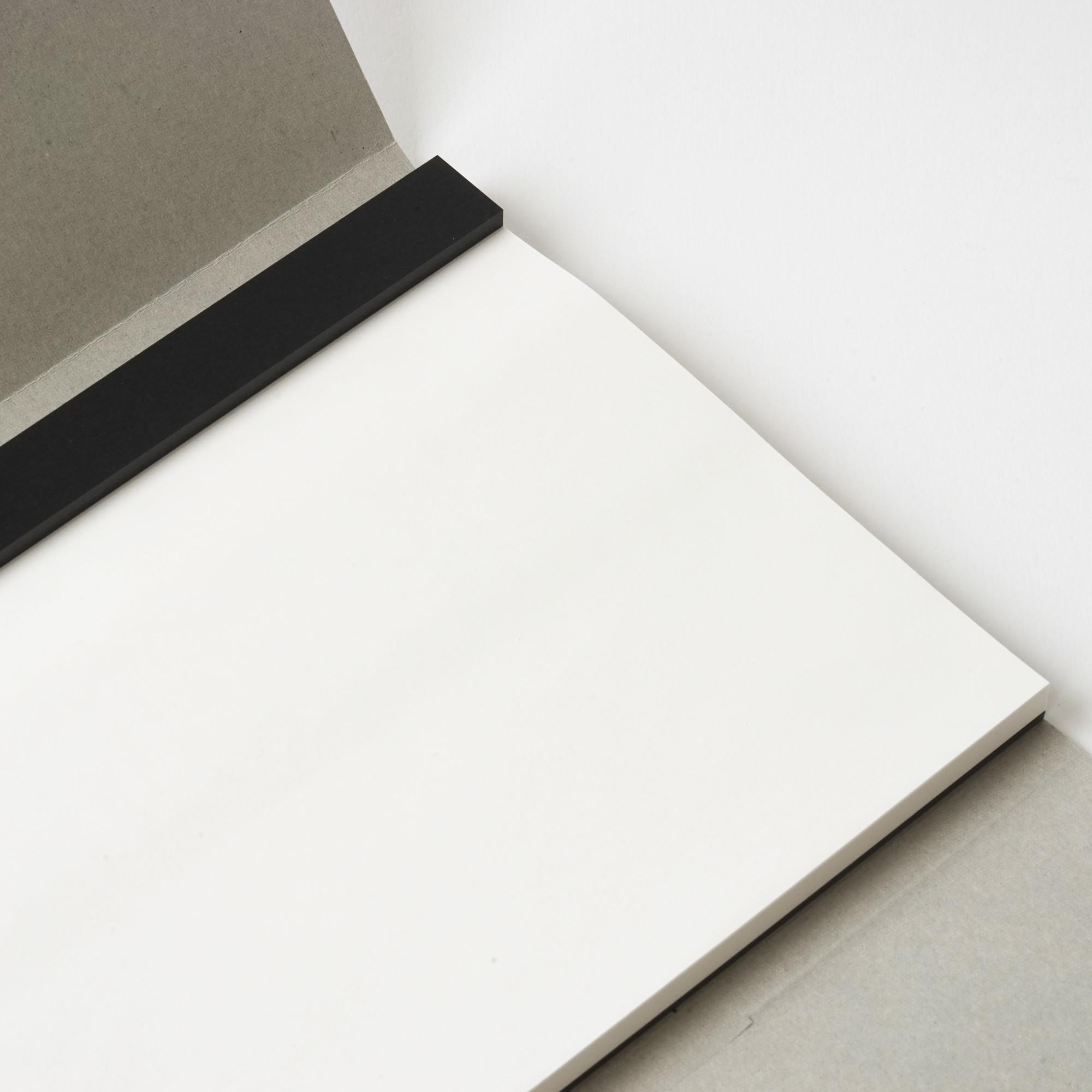 Ito Bindery Настольный блокнот для рисования Black Mount Drawing Pad