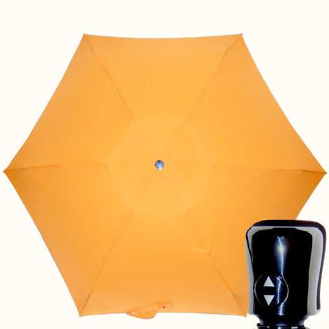 желтый мини зонтик полный автомат