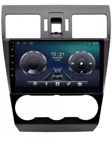 Магнитола для Subaru Forester (13-15) / XV (11-14) Android 10 6/128GB модель СB-3025TS10