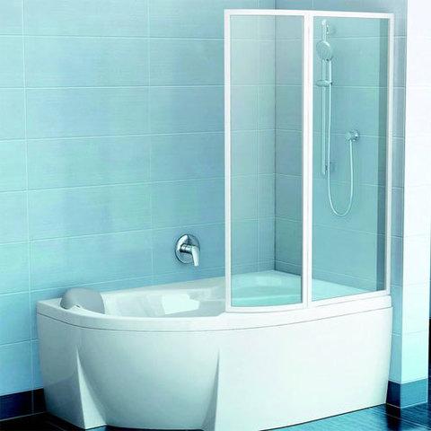 Ванна акриловая Ravak Rosa I 160x105 L CM01000000