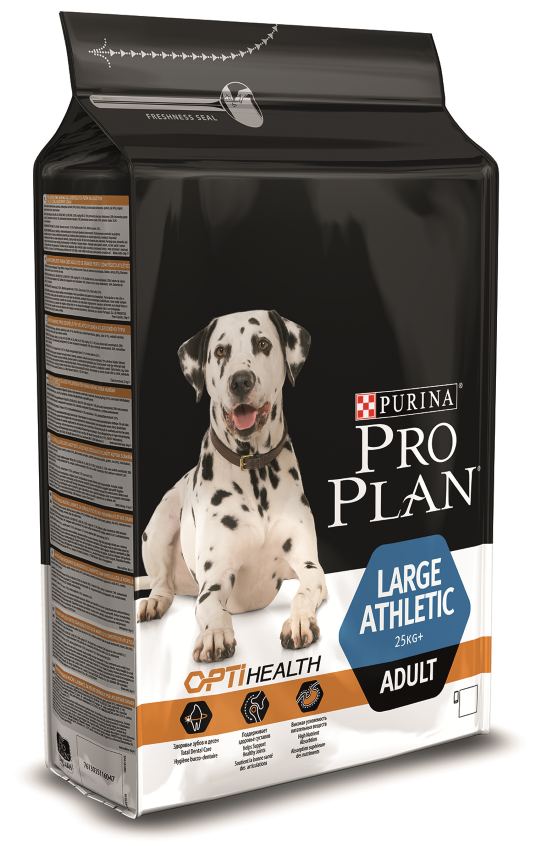 PRO PLAN Large Adult Athletic 14 кг_2