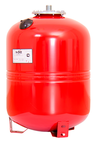 Расширительный бак Uni-Fitt 150 на опорах WRV150-U