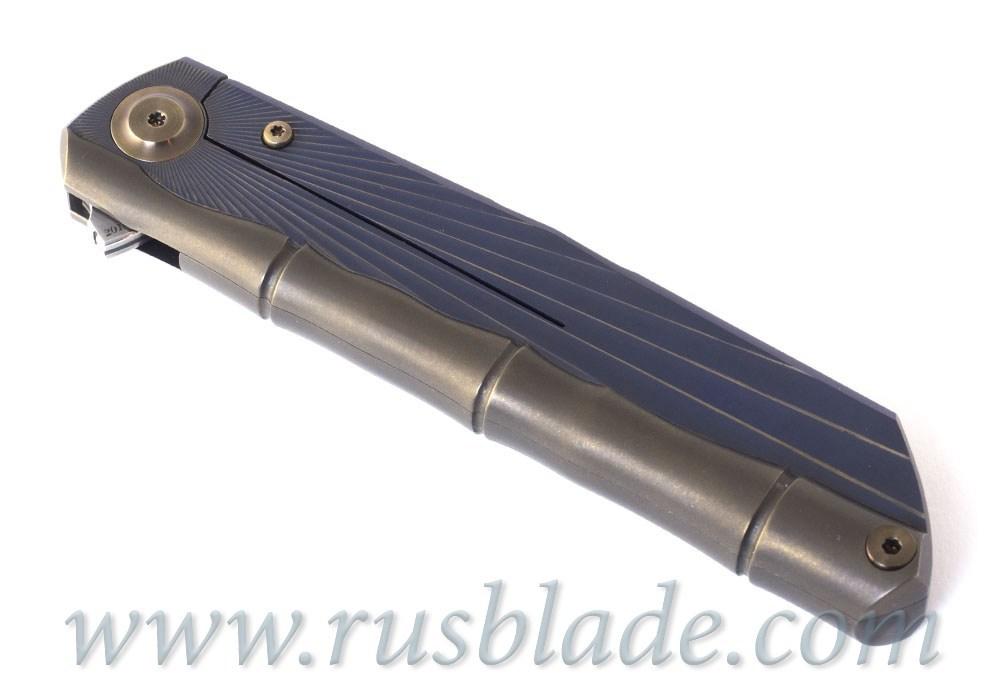 Cheburkov Custom Bamboo #5 Laminated steel - фотография
