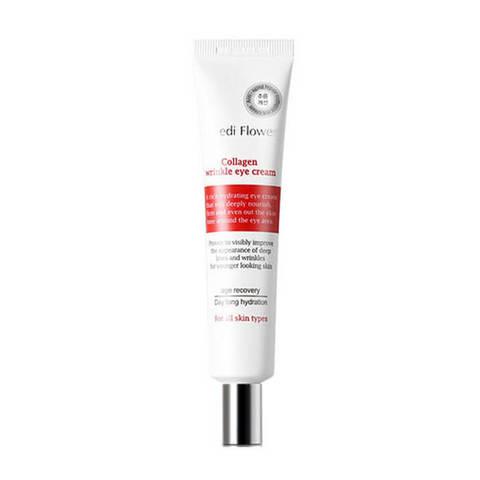 Mediflower  Витализирующий крем для кожи вокруг глаз с коллагеном  Сollagen Refining Wrinkle Eye Cream