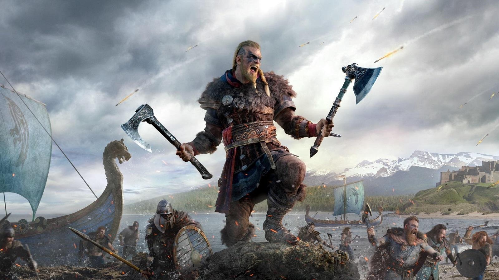 Игра Assassin's Creed: Вальгалла [PS5, русская версия]