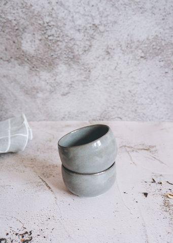 Керамическая пиала ручной работы