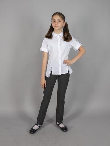 Белая блузка Deloras