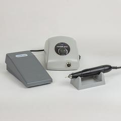 Аппарат для маникюра Prime 202 с педалью серый