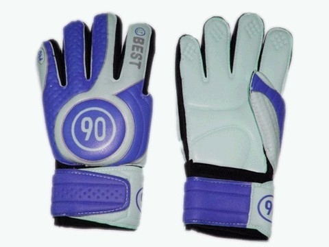Перчатки вратарские с усилителем. :(806-9):