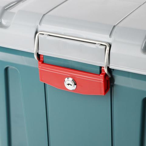 Экспедиционный ящик IRIS RV Box 460, замок 2.
