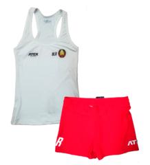 Форма национальная женская ATEX с гербом РБ легкоатлетическая (2014/2015)