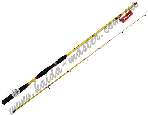 Троллинговое удилище Kaida Empire Egi 2,2 метра, тест 30-150 гр