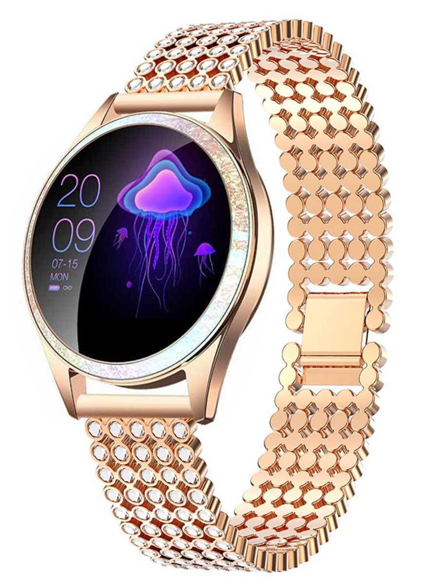 Смарт часы и браслеты Смарт часы женские KingWear KW20 Crystal Serie KingWear_KW20_CS_clock_1.jpg