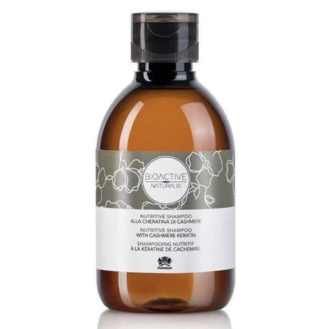 Farmagan Bioactive Naturalis Nutritive: Шампунь питательный с кашемировым кератином (Nutritive Shampoo), 230мл