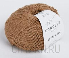 Пряжа Katia Concept COTTON-YAK