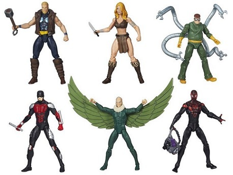The Avengers Infinite 3.75