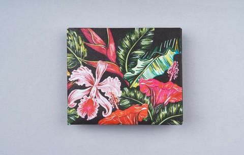 Экологичный бумажник New Tropicflower