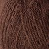 Пряжа Nako Mohair Delicate 6106 (Коричневый)