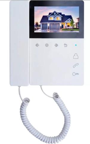 Видеодомофон Elly с трубкой  (VZ или XL)