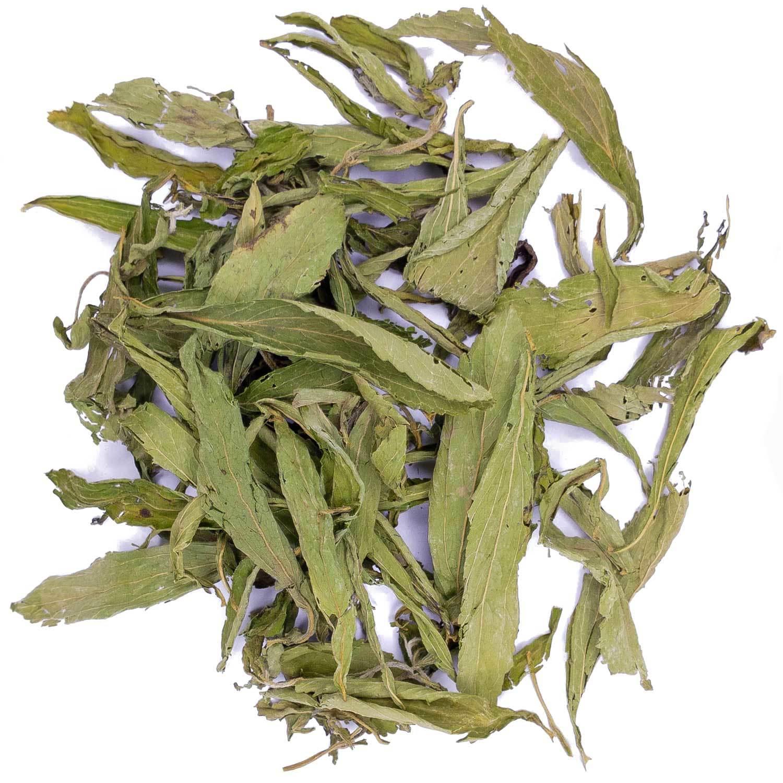Травы и добавки Стевия сушеные листья, натуральная добавка к чаю 100 гр. stevia-teateastar.jpg