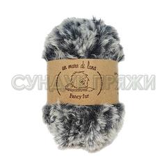 Wool Sea Fancy Fur 783 (серо-синий меланж)
