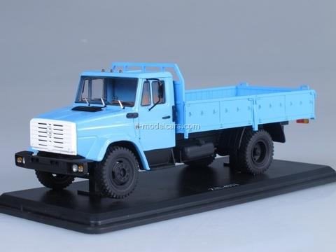 ZIL-4331 board blue Start Scale Models (SSM) 1:43