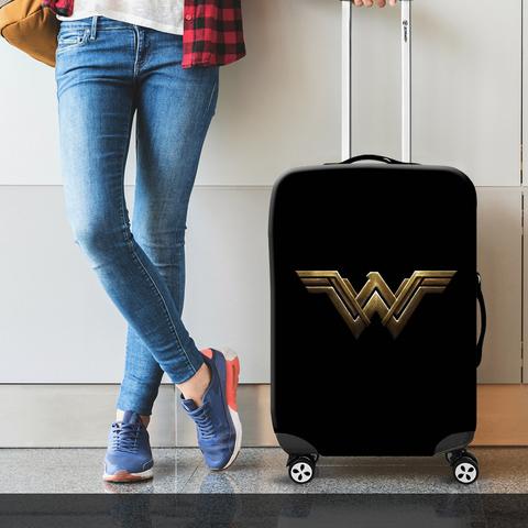 Чехол для чемодана - Чудо-Женщина