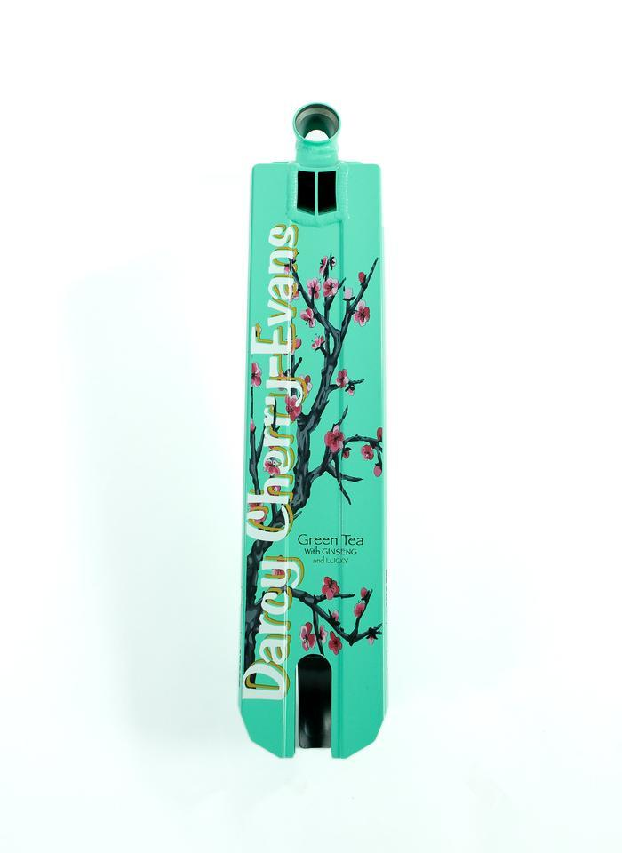 Дека Lucky Darcy Cherry-Evans Pro Scooter Deck Teal