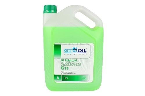 Антифризы Антифриз GT Oil POLARCOOL G11 - 3кг  4665300010232 5кг.jpg