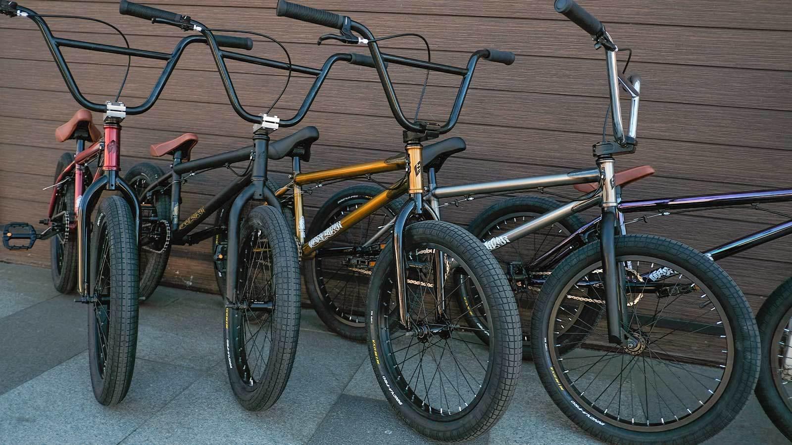 магазин bmx велосипед трюковый