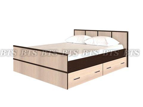 Сакура кровать 1,4 м-