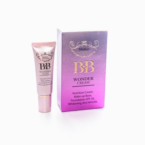 Профессиональный тональный BB крем для лица от Mistine Professional, и защитой SPF30