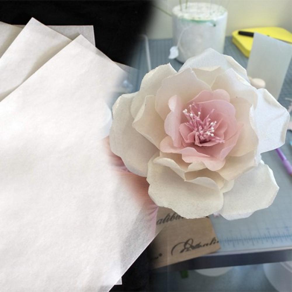 Вафельная бумага плотная 1 лист