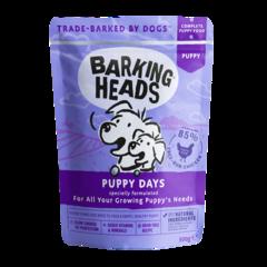 """Пауч для щенков, BARKING HEADS Puppy Days """"Щенячьи деньки"""""""