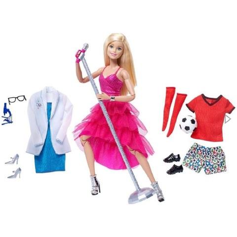 Барби с Дополнительным Набором Одежды. Безграничные движения