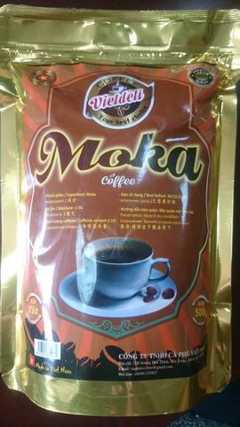 Кофе в зернах Vietdeli
