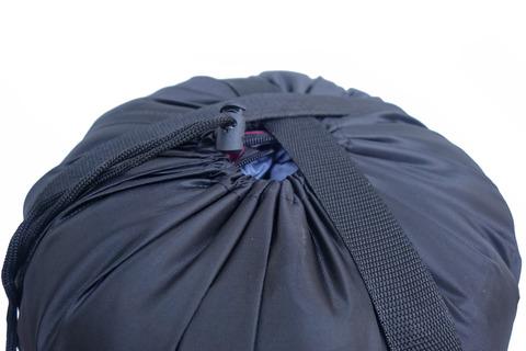 Спальный мешок INDIANA Traveller Extreme, утягивающий механизм.