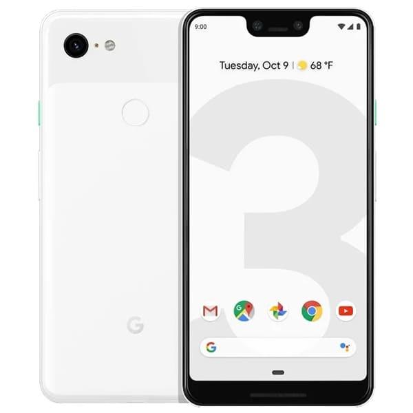 Pixel 3 XL Google Pixel 3 XL 4/64GB Clear White (Белый) white1.jpg