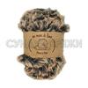 Wool Sea Fancy Fur 1042 (чёрно-бежевый меланж)