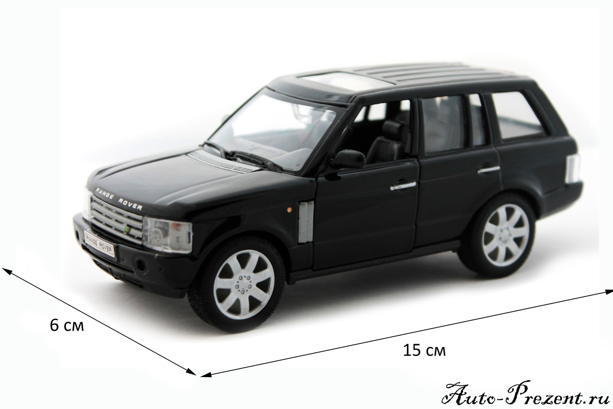 Машинка-игрушка Range Rover
