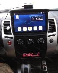 Магнитола для Mitsubishi Pajero L200 Android 10 4/64GB IPS DSP модель CB1171T9
