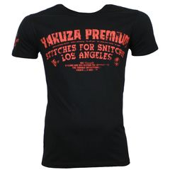 Футболка черная Yakuza Premium 3019