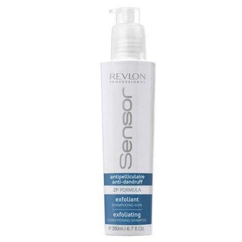 REVLON Sensor: Очищающий шампунь-кондиционер против перхоти (Sensor Exfoliating Shampoo), 200мл
