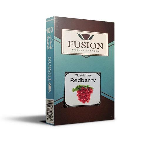 Табак Fusion Soft Redberry 100 г