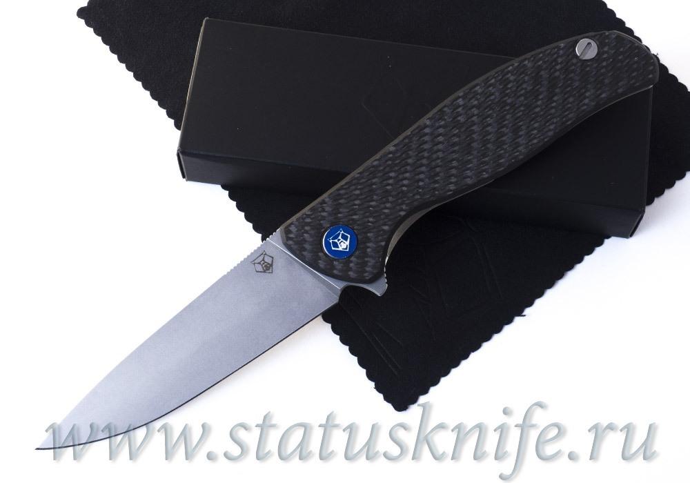Нож Широгоров Хати S30V Карбон